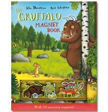 9780230748316: The Gruffalo Magnet Book - with 10 amazing magnets!