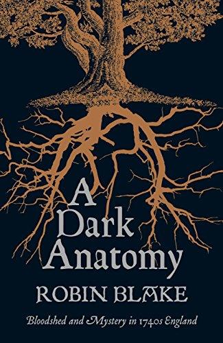 A Dark Anatomy SIGNED**DATED***NUMBERED: Robin Blake