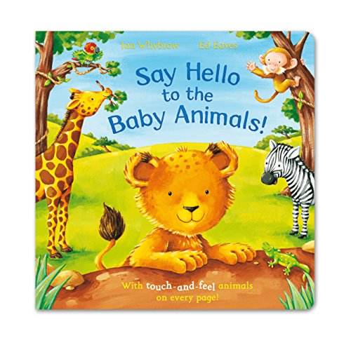 9780230748439: Say Hello to the Baby Animals