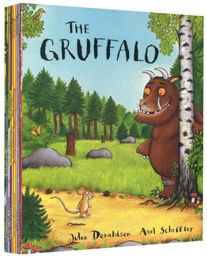 9780230748620: Julia Donaldson Book Collection