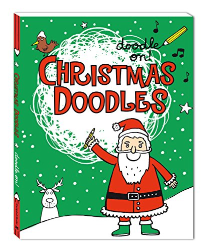 9780230748934: Christmas Doodles (Doodle On!)