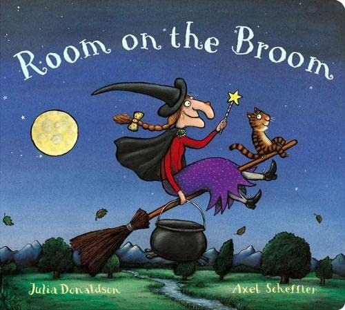 9780230749351: Room On The Broom