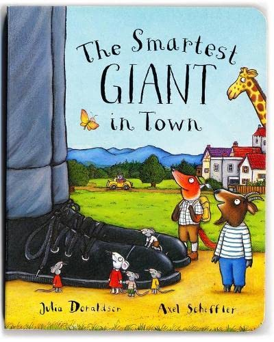 9780230749368: The Smartest Giant in Town