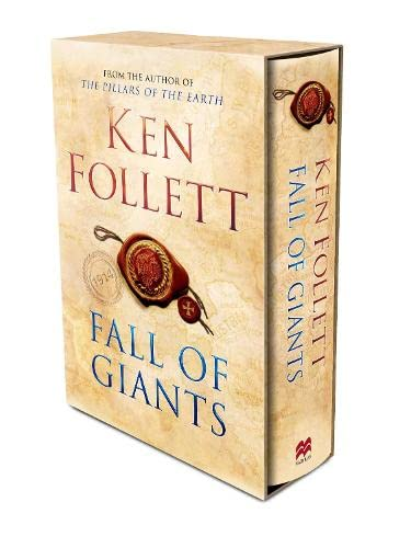 Fall of Giants: Signed Limited Edition #582 /1000