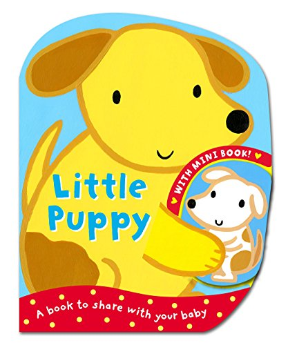 Little Puppy (Mummy and Baby) (0230749488) by Emily Bolam