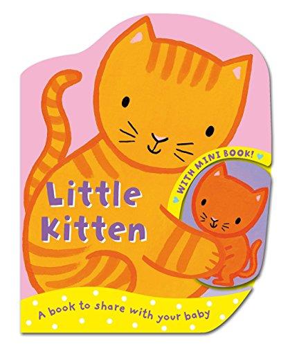 9780230749498: Little Kitten (Mummy and Baby)