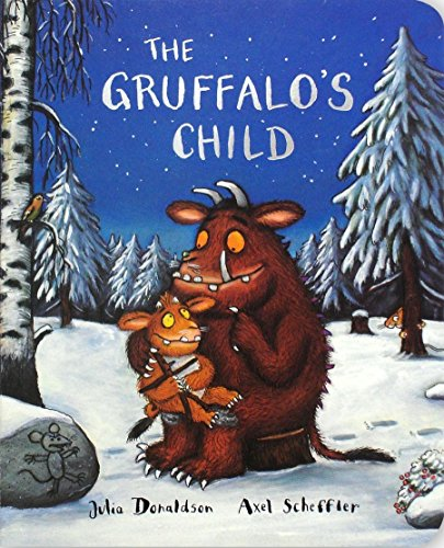 9780230749610: The Gruffalo's Child