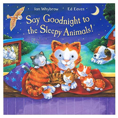 9780230749900: Say Goodnight to the Sleepy Animals!
