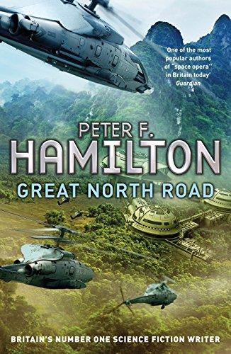 GREAT NORTH ROAD: Hamilton, Peter F.