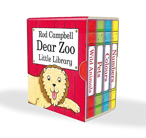 9780230750289: Dear Zoo Little Library