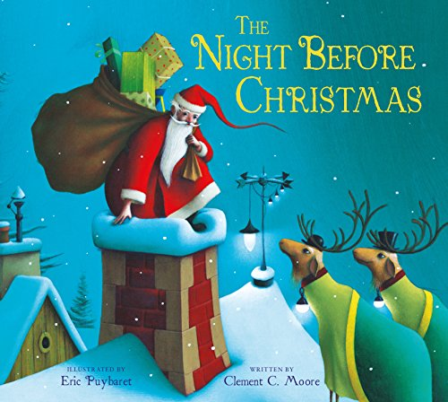 9780230750296: The Night Before Christmas