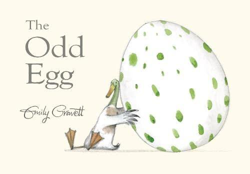 9780230750487: The Odd Egg