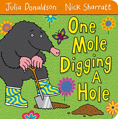 9780230750494: One Mole Digging a Hole