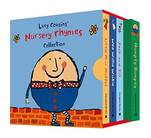 9780230752191: Lucy Cousins' Nursery Rhymes Collection