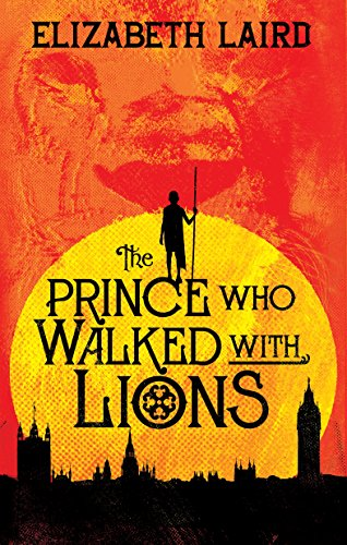 9780230752436: Prince Who Walked with Lions