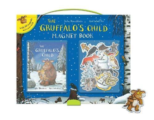 9780230752511: The Gruffalo's Child Magnet Book