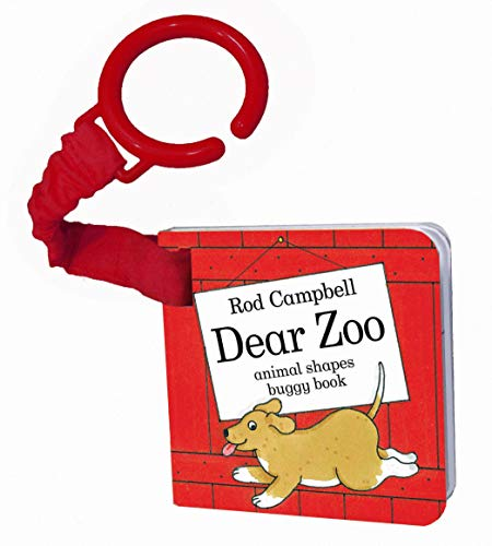 9780230752603: Dear Zoo Animal Shapes Buggy Book