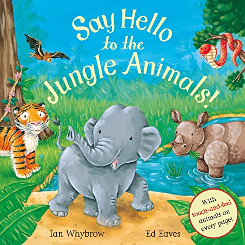 9780230752641: Say Hello to the Jungle Animals!