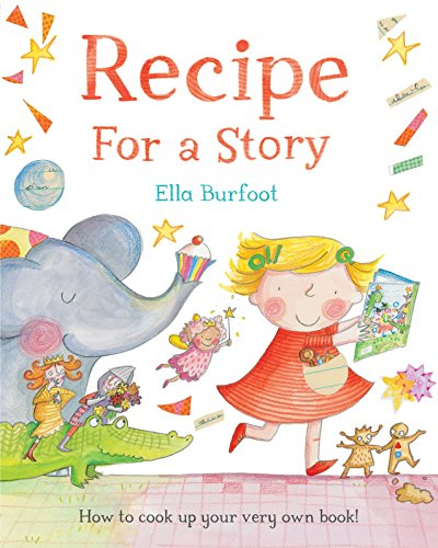 9780230753020: Recipe For a Story