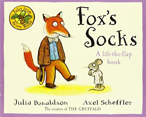 9780230753099: Fox's Socks. Written by Julia Donaldson (Tales from Acorn Wood)