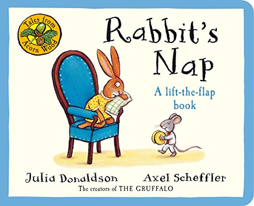9780230753105: Tales From Acorn Wood: Rabbit's Nap