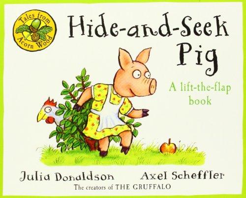 Hide-And-Seek Pig. Written by
