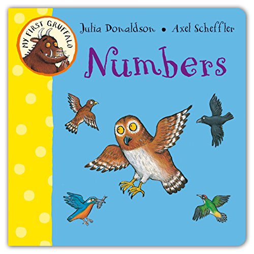 9780230753150: My First Gruffalo: Numbers