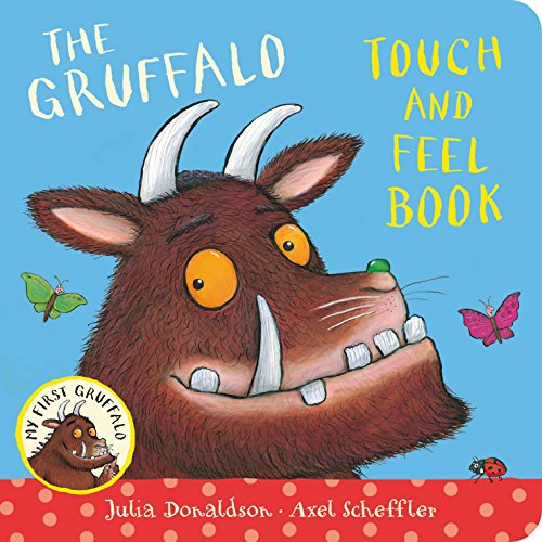 9780230753204: My First Gruffalo: Touch-and-Feel