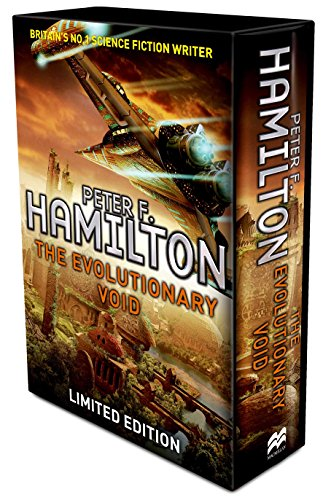 The Evolutionary Void: Peter F. Hamilton