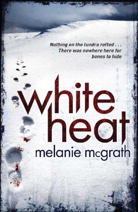 9780230753297: White Heat (The Edie Kiglatuk Arctic Crime Series)