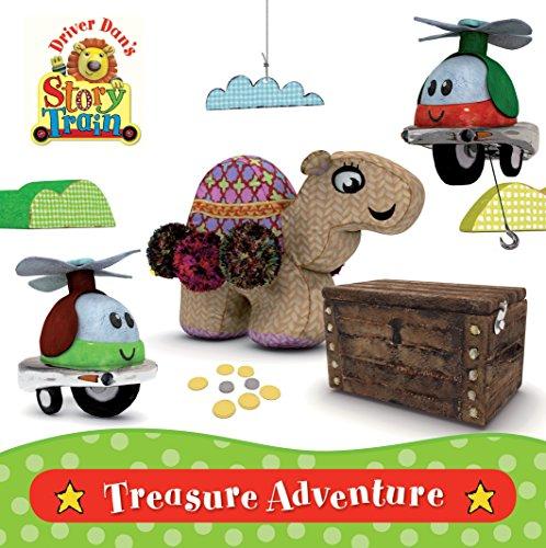 9780230753488: Driver Dan Board Books x 4 - Special Sales: Driver Dan's Story Train: Treasure Adventure