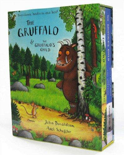 9780230753631: Gruffalo and Gruffalo's Child Boxed Set