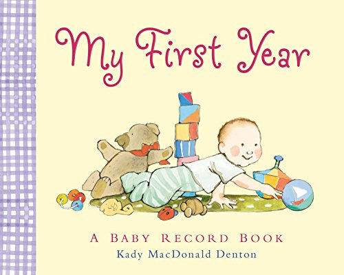 9780230753693: My First Year: A Baby Record Book