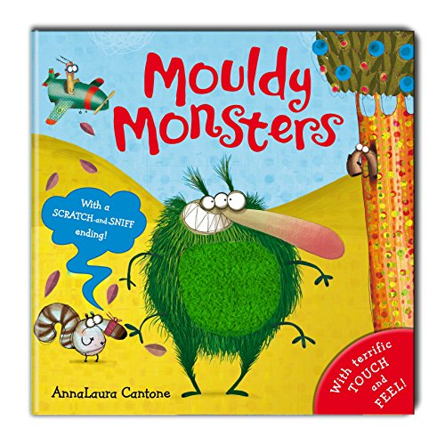 9780230753945: Mouldy Monsters