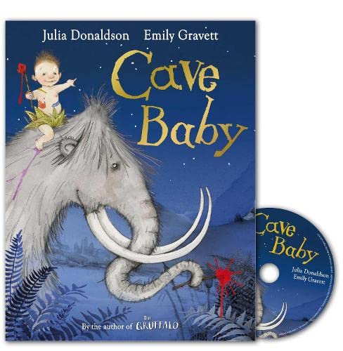 9780230754553: Cave Baby Book and CD Pack