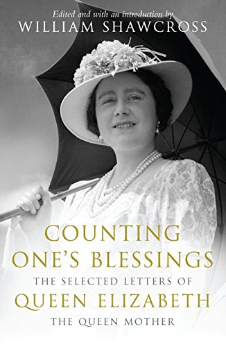 9780230754966: Counting One's Blessings