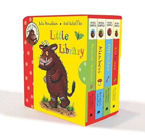 9780230756052: My First Gruffalo Little Library