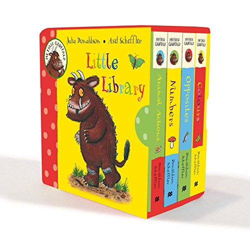 9780230756052: My First Gruffalo Little Library