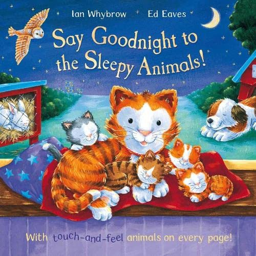 9780230756076: Say Goodnight to the Sleepy Animals!
