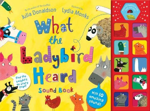 9780230756090: What the Ladybird Heard Sound Book