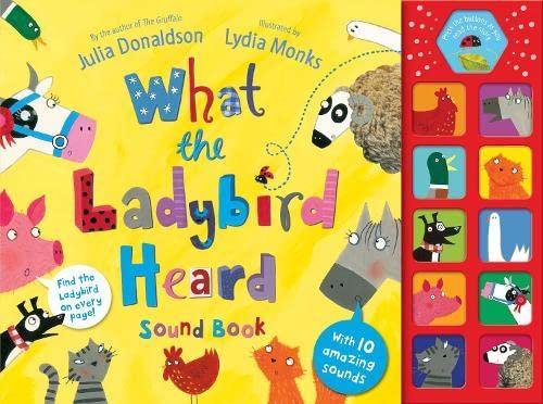 9780230756090: What the Ladybird Heard Sound Book