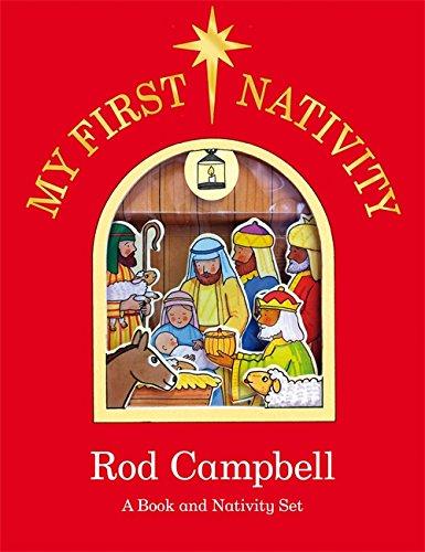 9780230756106: My First Nativity Set