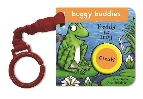 9780230756144: Freddy the Frog Buggy Book (Noisy Buggy Buddies)