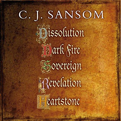 9780230756397: The 5 Title C J Sansom CD Boxset