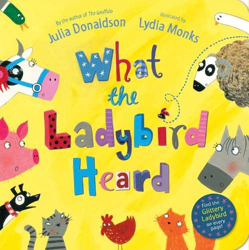 9780230757370: What the Ladybird Heard