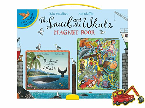9780230757387: The Snail and the Whale Magnet Book