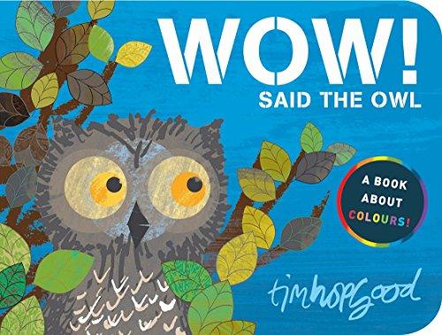 9780230757417: Wow! Said the Owl