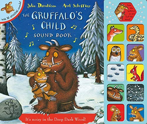 9780230757455: The Gruffalo's Child Sound Book