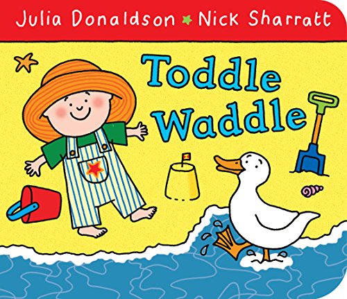 9780230757516: Toddle Waddle
