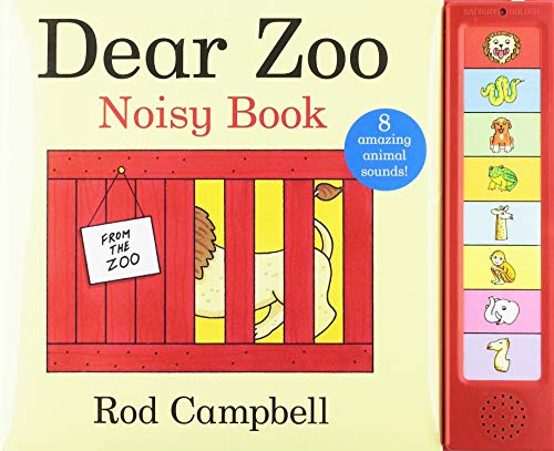 9780230757653: Dear Zoo Noisy Book